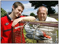 African Grey Saves Family From Fire