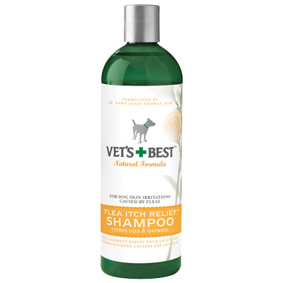 Vet's + Best™ Flea Itch Relief™ Shampoo 16 oz.  10592