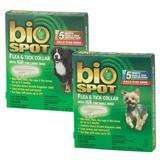 Bio Spot® Flea/Tick Collar for Dogs 11047b