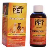 Natural Pet Pharmaceuticals® ParaClenz™ For Canines 4 oz. 498114