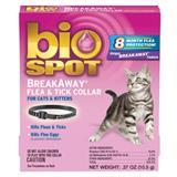 Bio Spot® BreakAway® Flea & Tick Collar, Cats/Kitten 77605