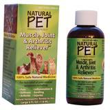 Natural Pet Pharmaceuticals® Muscle, Joint & Arthritis Reliever™ For Felines 4 oz. 798112