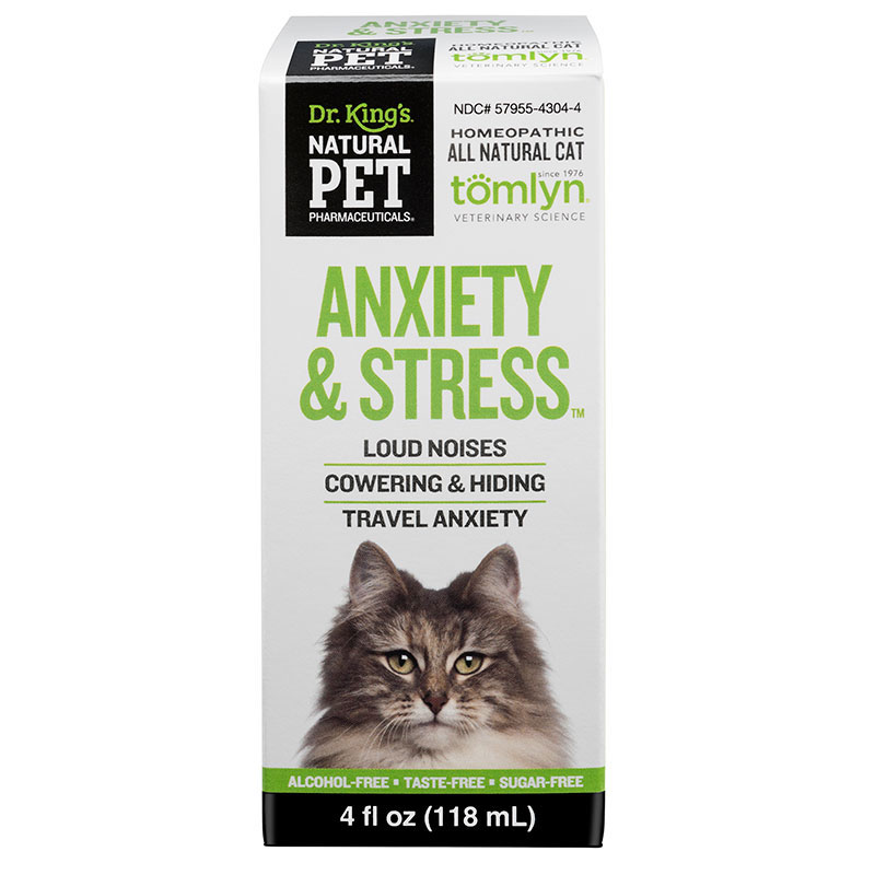 Natural Pet Pharmaceuticals ® Stress Control ™ For Felines 4 oz. 798115