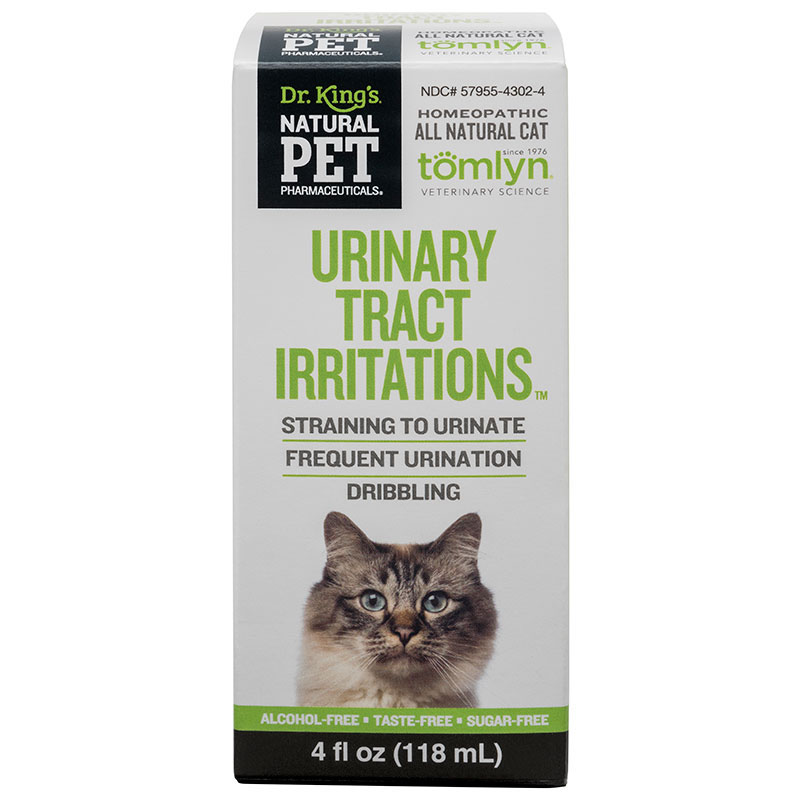 Natural Pet Pharmaceuticals ® Urinary Tract Infections ™ For Felines 4 oz. 798116