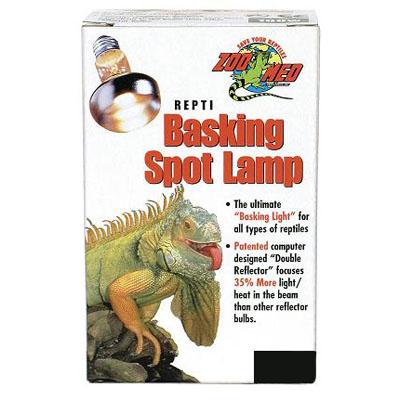 Repti Basking Spot Lamp 9069B Lamp for Reptiles