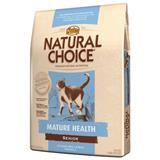 Nutro® Natural Choice® Mature Health Senior Chicken Meal and Rice Cat Food 91104b