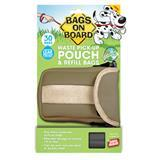 Bags On Board® Dispensers Olive Pouch 197011