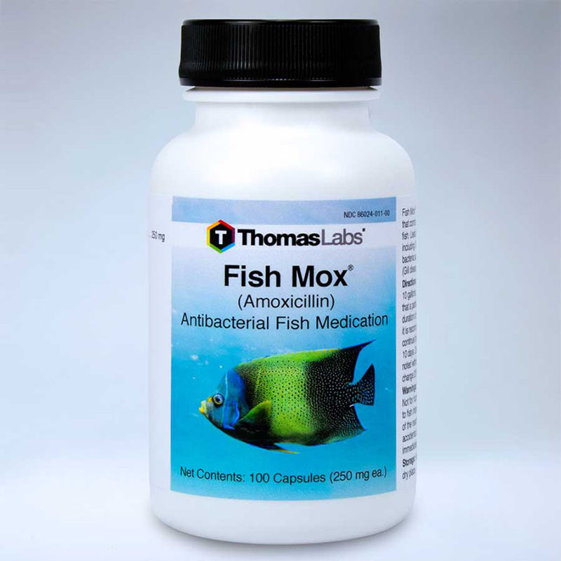 Thomas Laboratories Fish Antibiotics 3051b