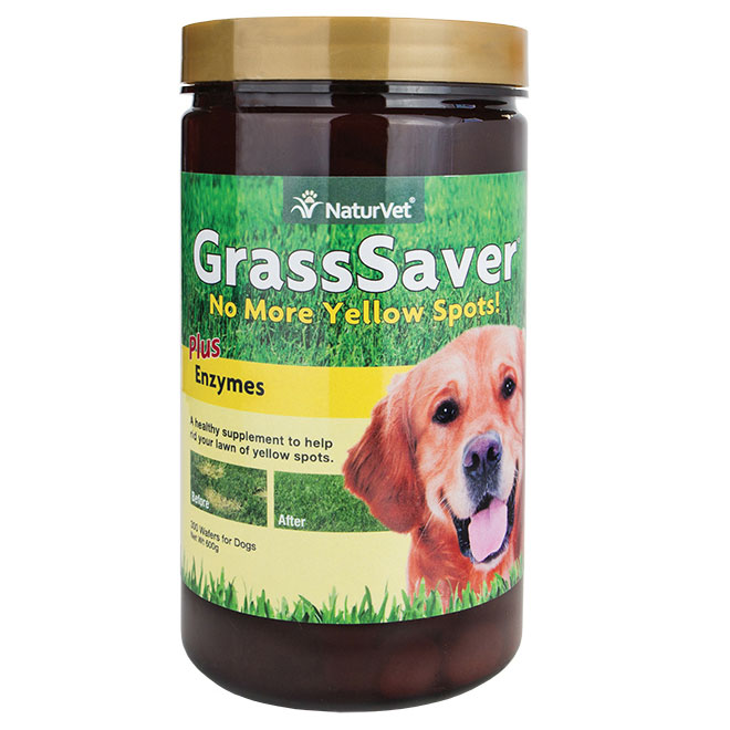 NaturVet® GrassSaver Wafers Plus Enzymes 300 ct. 42192