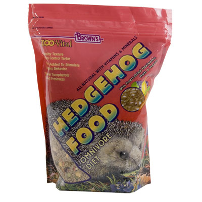 FM Brown's® Nutrition Plus Hedgehog Food 2.75 lbs.