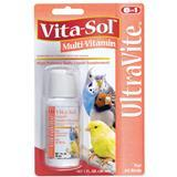 8 in 1® UltraVite™ Vita-Sol™ Multi- Vitamins for Birds 4 oz. 75565