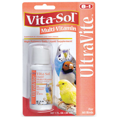 Vita-Sol Bird Vitamins 4 oz. 75565