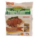 "Nylabone® Healthy Edibles® Roast Beef Flavor Bone with Vitamins Regular 4.5"" 6 pack 76329"