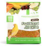 ZuPreem® FruitBlend™ Premium Bird Food for XSmall Softbills 2 lbs. 88661