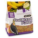 Zupreem FruitBlend Premium Bird Food for Medium Birds 6132b
