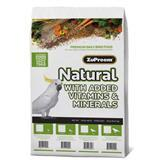 ZuPreem® Natural  Diet for Birds  20 lb. 8869E