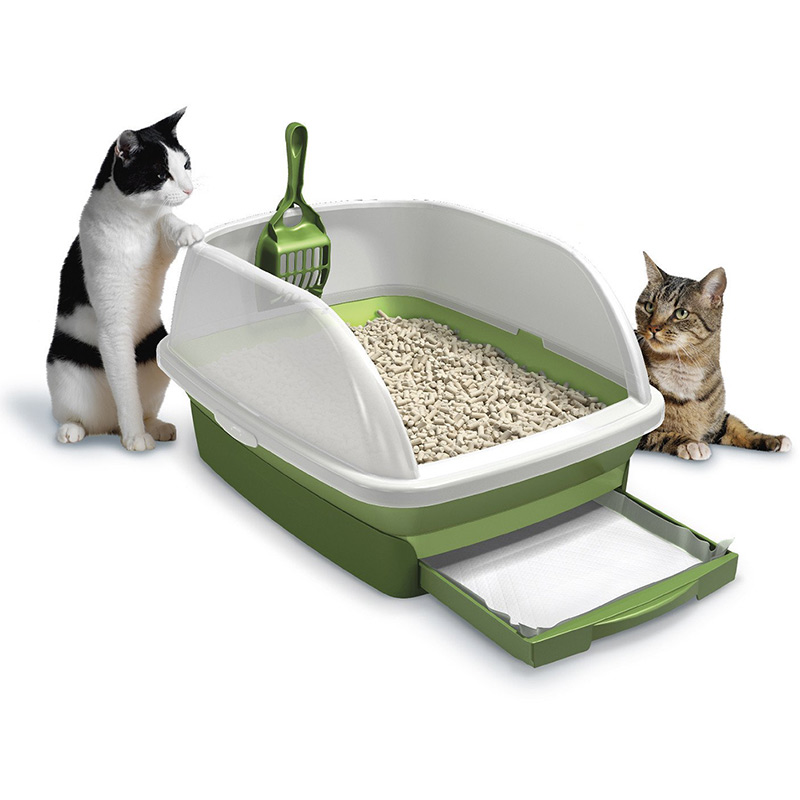 Tidy Cat® Breeze® Odor Control Litter System for Cats 99588b