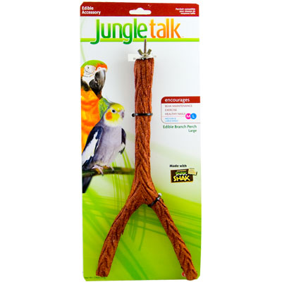 Jungle Talk™ Edible Perch for Birds z02685184007