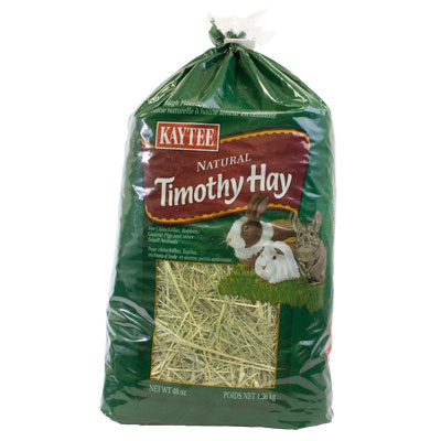 Kaytee® Natural Timothy Hay 48 oz. z07185900813
