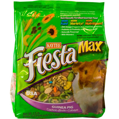 Kaytee® Fiesta Max Food for Guinea Pigs z07185942653