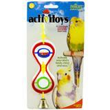 JW® Mirror Activitoys® Hourglass Mirrors™ for Birds Z61894031032