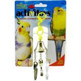 JW® Activitoys® Fork, Knife, & Spoon for Birds Z61894031045
