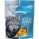 Blue Buffalo BLUE™ Wilderness™ Natural Wild Bites™ Dog Treats Chicken 4 oz.  I004024