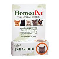 Homeopet® Skin & Itch for Cats 15 ml 74335
