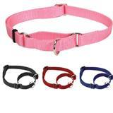 Coastal® No Slip Adjustable Nylon Dog Collar 31521B