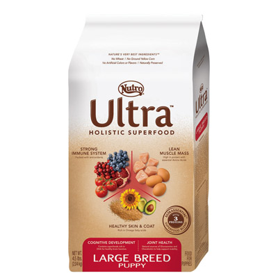 Nutro Ultra Large Breed  Puppy Dog Food 69384B