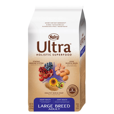 Nutro Ultra Large Breed Dry Dog Food 69400B