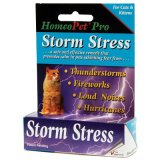 HomeoPet Pro Storm Stress for Cats and Kittens, 15 ml bottle 74460