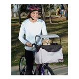 Solvit™ Products Silver Pet Bicycle Basket Carrier Tagalong™ 100002