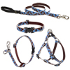 Lupine® Muddy Paws Patterned Collars, Harnesses and Leads 10333b