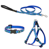 Lupine® Sea Glass Patterned Collars, Harnesses and Leads 10338b