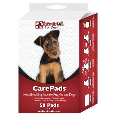 CarePads™ Housebreaking Pads 50 ct. Pack 10352