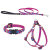 Lupine® Wing-It Patterned Collars, Harnesses and Leads 104116b