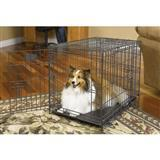 MidWest® Triple Door Select Fold and Carry Crate 1105b