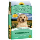 California Natural® Lamb Meal & Rice Puppy Food 111258b