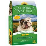 California Natural® Low Fat Rice and Lamb Meal Adult Dog Food 111261b