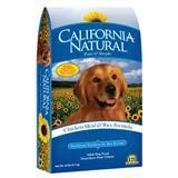 California Natural® Chicken Meal & Rice Adult Dog Food 111264b