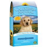 California Natural® Chicken Meal & Rice Puppy Food 111267b