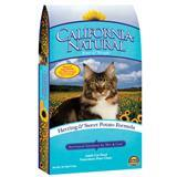 California Natural® Herring & Sweet Potato Adult Cat Food 111288b