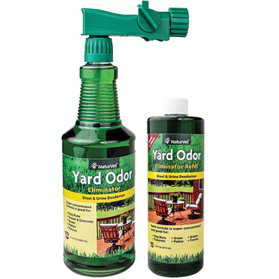 Yard Odor Killer for Stool and Urine Deodorizers 111b