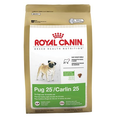 Royal Canin® Pug 25™ 10 lbs. 112023