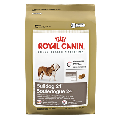 Royal Canin® Bulldog 24™ Dog Kibble 112028b