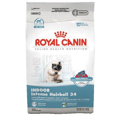 Royal Canin® INDOOR Intense Hairball 34 6 lbs. 112053