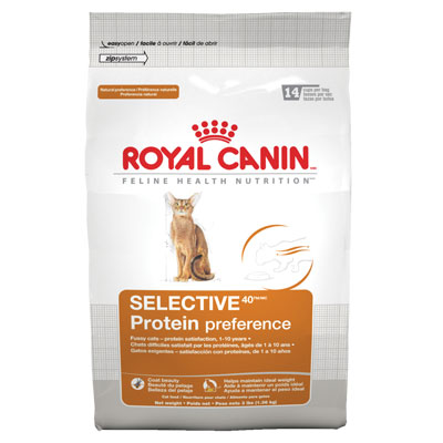 Royal Canin® SELECTIVE 40™ Protein Preference 3 lbs. 112057