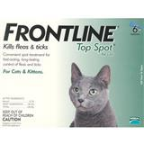 Frontline® Top Spot® for Cats 6 Pack 11706