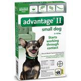 Advantage® Topical Flea Treatment For Dogs 10 lbs and Under 6 Pack 11826